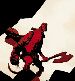 Hellboy: The Fury #1 - Mike Mignola