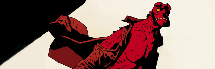 Hellboy: The Fury #1 - Mike Mignola - Featured
