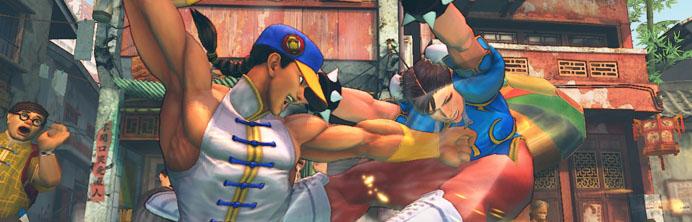 Super Street Fighter IV Arcade Edition - Yun