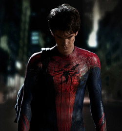 The Amazing Spider-Man - Andrew Garfield