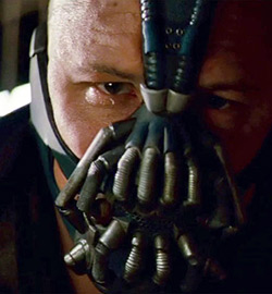 The Dark Knight Rises - Bane (Tom Hardy) - F2
