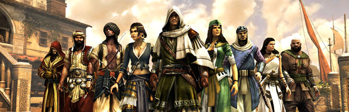 Assassin's Creed: Revelations banner image