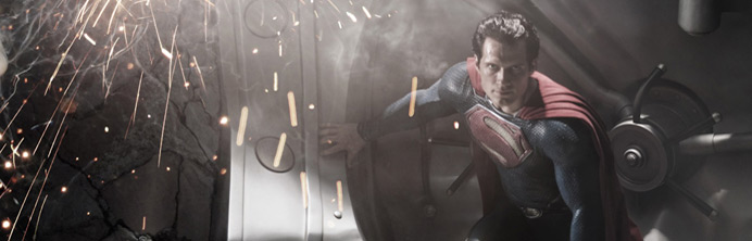 Man of Steel - Henry Cavill - Featured