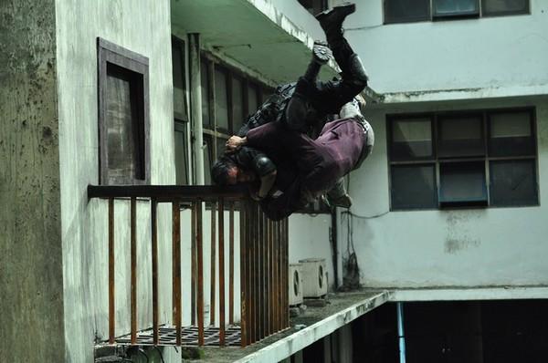 The Raid (Serbuan Maut) - Gareth Evans, Iko Uwais