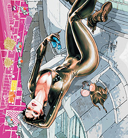 Catwoman #1 - The New 52