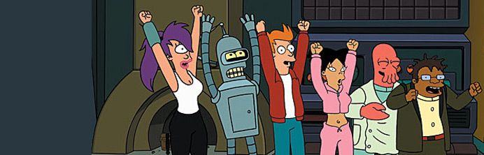 Futurama Trivia - Featured