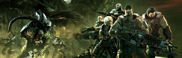 Gears of War 3 - Featured