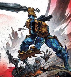 The New 52 - Deathstroke #1