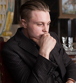 Boardwalk Empire Episode 2.5 - Michael Pitt
