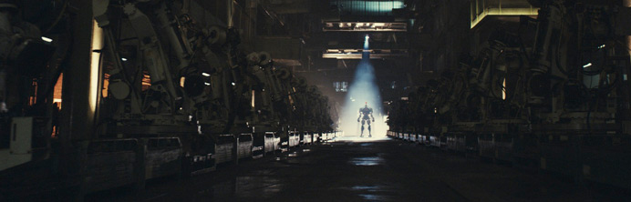 Real Steel - Featured