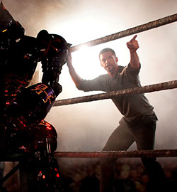 Real Steel - Hugh Jackman