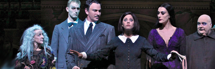 Addams Family Musical - Featured