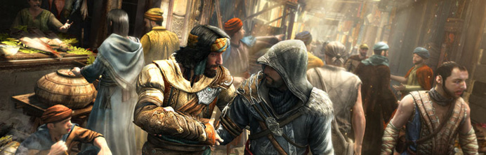 Assassin's Creed: Revelations - banner 2