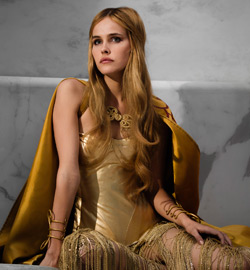 Immortals - Isabel Lucas