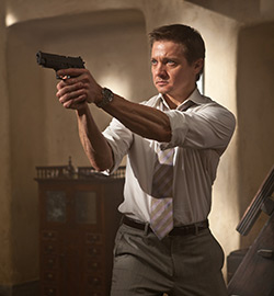 Mission: Impossible - Ghost Protocol - Jeremy Renner