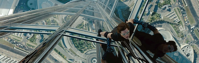 Mission: Impossible - Ghost Protocol - Tom Cruise - Featured