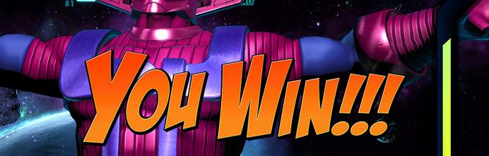 UMvC3 - Galactus Banner
