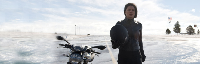 Haywire - Gina Carano - Featured
