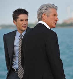 The Double - Topher Grace and Richard Gere - F2