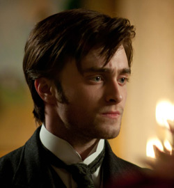 The Woman in Black - Daniel Radcliffe - F2
