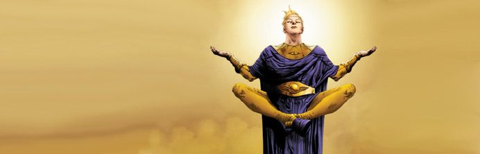 Before Watchmen - Ozymandias - Featured