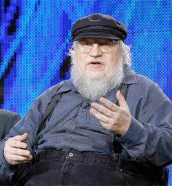 Game of Thrones: The Exhibition - George R. R. Martin - F2
