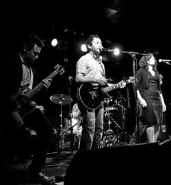 The Fires Of - Toronto music band - F2