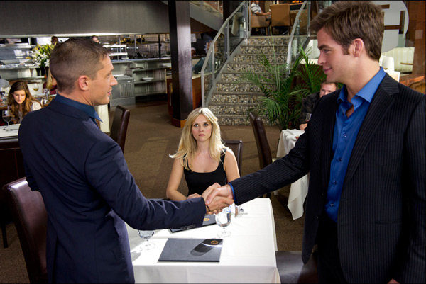 This Means War - Tom Hardy Reese Witherspoon Chris Pine