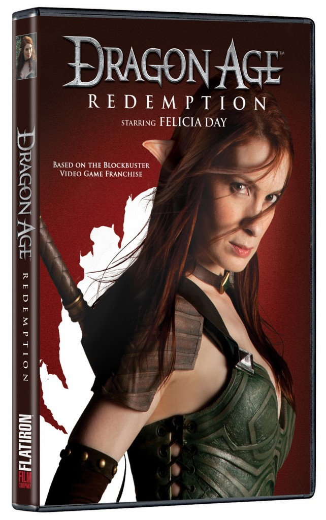 Dragon Age: Redemption - Felicia Day