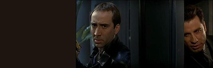 Face/Off - Nicolas Cage - John Travolta - Featured