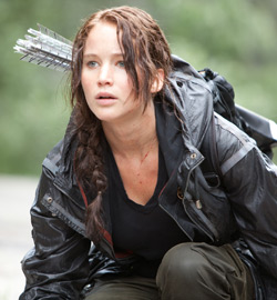 The Hunger Games - Jennifer Lawrence - F2