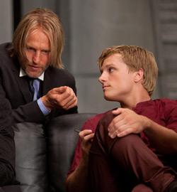 The Hunger Games - Josh Hutcherson - F2