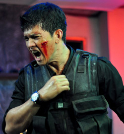 The Raid: Redemption - Iko Uwais - F2
