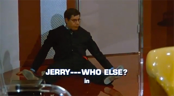 Cracking Up - Jerry Lewis