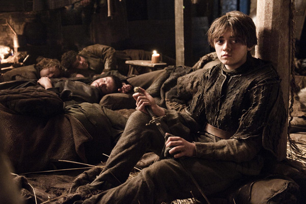 Game of Thrones - Episode 2.2 - Arya Stark