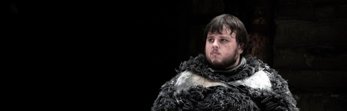 Game of Thrones - Episode 2.2 - Samwell Tarly - Featured