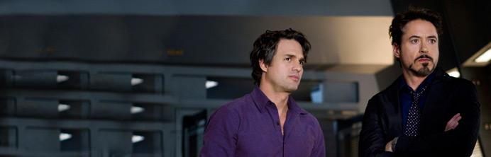 The Avengers - Mark Ruffalo Interview - Featured
