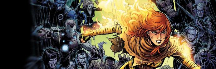 Avengers vs X-Men #4 - Featured