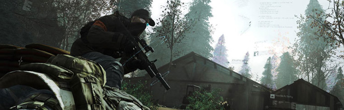 Ghost Recon Future Soldier - banner