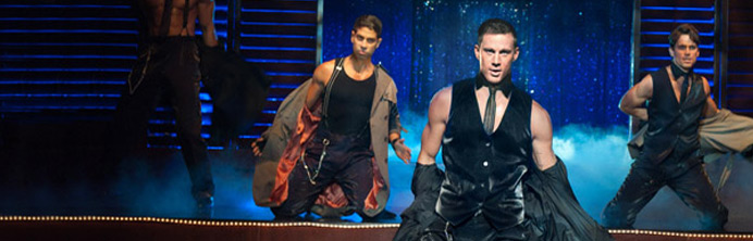 Magic Mike - Featured