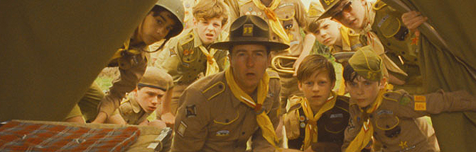 Moonrise Kingdom - Featured