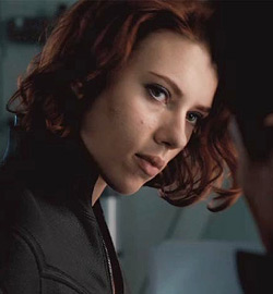 The Avengers - Black Widow - F2