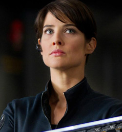 The Avengers - Maria Hill - Cobie Smulders - F2