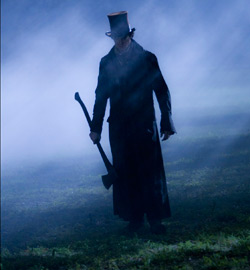 Abraham Lincoln: Vampire Hunter - F2