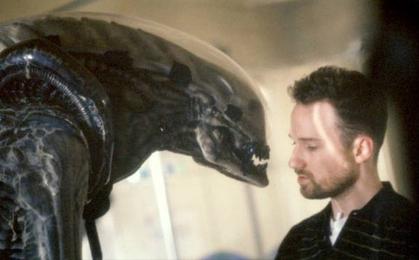 Alien Retrospective: Part Three – Alien 3   Dork Shelf H.r. Giger Tattoo