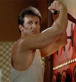 Lock Up - Sylvester Stallone - F2