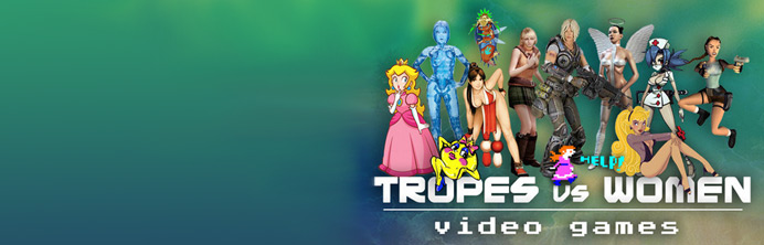 Tropes vs. Women in Video Games - Featured