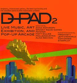 DPAD 2 - F2