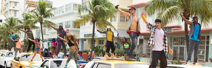 Step Up Revolution - Featured