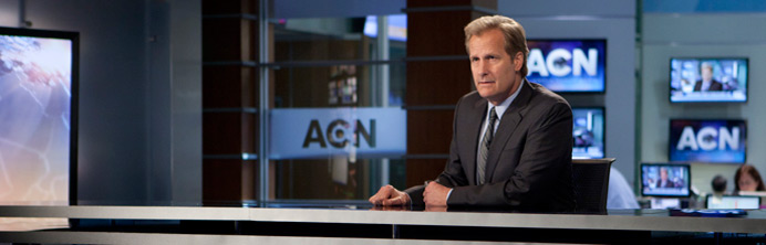 The Newsroom - Episode 1.2 Recap - Featured
